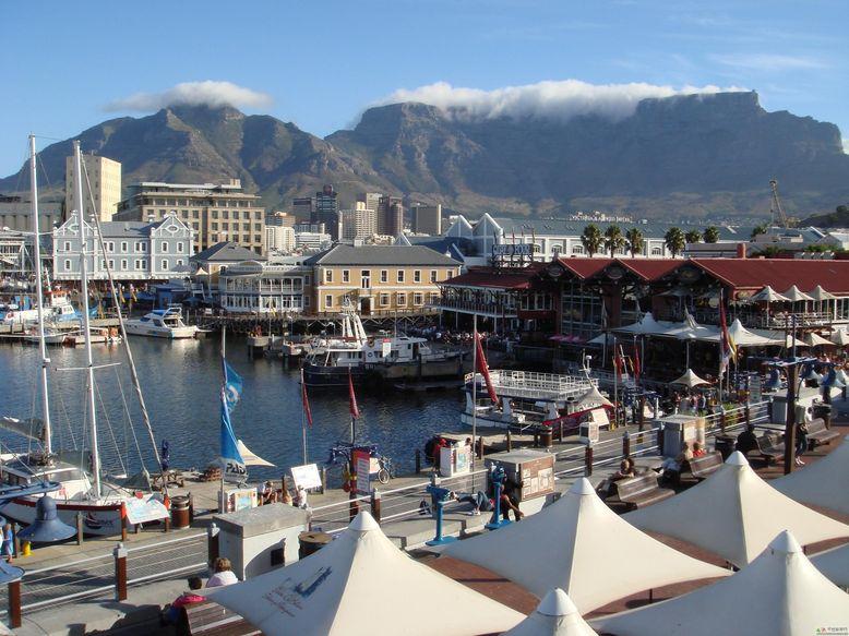 南非開普敦. 照片來源:網路/不詳
