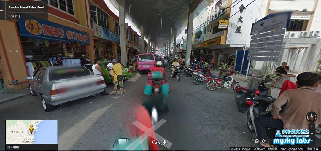 邦咯岛大街